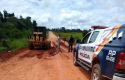 Prefeitura de Nova Monte Verde registra BO após sal ser jogado na cabeceira da ponte sobre o Rio Apuí 2