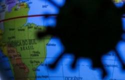 Número de mortes por coronavírus no Brasil sobe para 34 e 1.891 infectados