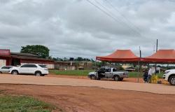 Prefeitura de Nova Monte Verde inicia barreira sanitária contra o coronavírus