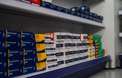 MT recebe 3 mil comprimidos de cloroquina para tratamento de casos graves da COVID-19