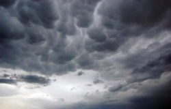 Previsão do tempo: nublado com pancadas de chuva nesta terça-feira