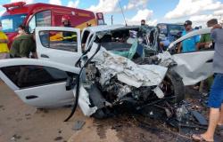 MT-208: Motorista envolvido em acidente com 4 mortos deve responder por embriaguez ao volante