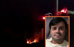 Presidente da Câmara de Alta Floresta provoca incêndio em área urbana e acaba conduzido