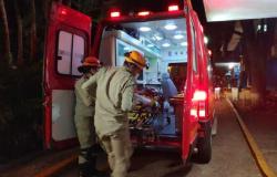 Uma pessoa morre e outras duas ficam feridas em acidente na MT-208, em Carlinda