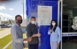 Agência Municipal de Trânsito de Paranaíta é inaugurada