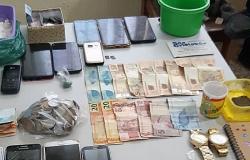 Apiacás: Quatro pessoas são presas em flagrante por tráfico de drogas e associação para o tráfico