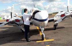Empresário de Sinop é preso pela PF após ser flagrado com armas em avião