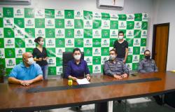 Prefeita de Sinop anuncia multa para comerciantes que desrespeitarem medidas de combate ao Coronavírus