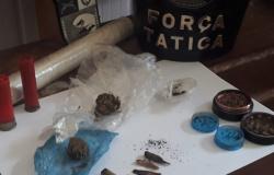 Homem é detido por tráfico de droga em Apíacás