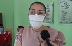 Reeducando está alojado em um quarto isolado diz secretária de Saúde de Nova Monte Verde