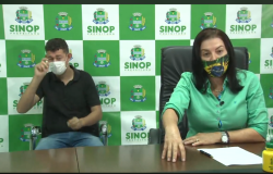 Prefeita de Sinop revê decisão e não vai liberar retorno às aulas
