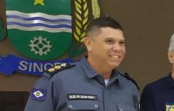 Tenente Coronel Victor Prado assumirá comando adjunto do 9° CR em Alta Floresta