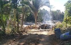 Nova Bandeirantes: fiscalização destrói garimpo ilegal no Juruena