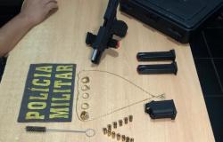PM de Colíder age rapidamente e recupera armas e joias furtadas em residência