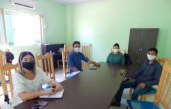 Comitê de Enfrentamento à Covid-19 se reúne para debater medidas em Nova Monte Verde