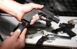 Deputado propõe isenção de ICMS para a compra de armas pelos militares de MT