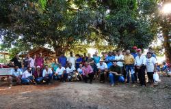 Nova Bandeirantes: associação criada para melhorar estrada se tornou exemplo para agricultura familiar