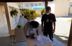 Poder Judiciário doa CPUs e monitores para o Hospital Regional de Alta Floresta