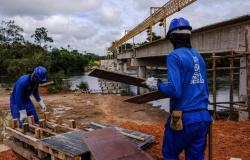 Governo abre licitação para construir ponte de 240 metros sobre o Rio Aripuanã