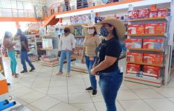 Coronavírus: Prefeitura de Nova Monte Verde reforça orientações em comércios sobre as medidas de prevenção