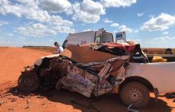 Dois servidores da Sema morrem e um fica ferido em acidente a caminho de operação contra crime ambiental em MT