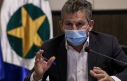 """Mendes diz que MT vive """"momento de guerra"""" e critica prefeitos"""
