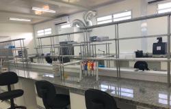 IFMT inaugura laboratório para testes de Covid-19 em Alta Floresta