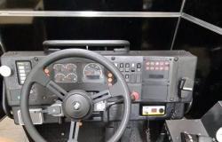Alunos são treinados em simuladores de alta tecnologia para operar máquinas pesadas no Projeto Aripuanã