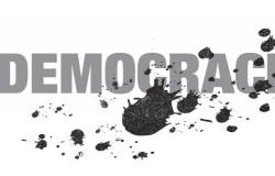 """Frágil democracia"""