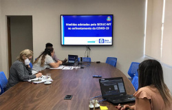 Volta às aulas: Seduc apresenta aos municípios ações de enfrentamento à Covid-19