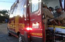 Alta Floresta: Uma criança e dois adultos ficam feridos após capotamento na MT-208