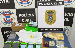 Sinop:  Estelionatários presos, que agem a mando de grupo criminoso, aplicam golpes com prejuízo de R$ 38 mil
