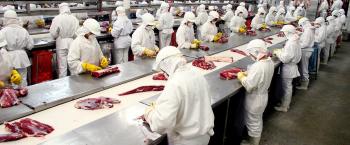 Frigoríficos tem mais de 500 trabalhadores infectados com Covid-19