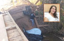 Nova Bandeirantes: Mulher morre ao cair de motocicleta em ponte