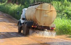 Prefeito de Alta Floresta suspende licitação de caminhões pipas