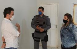 Policia Militar de Nova Monte Verde intensifica fiscalização junto com prefeitura após aumento de casos de covid