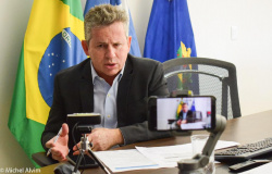 """""""Quem praticar crime ambiental em Mato Grosso vai pagar caro"""", alerta governador"""