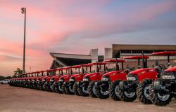 Empresa altaflorestense fornece 42 tratores ao Governo de MT, equipamentos serão usados na agricultura familiar