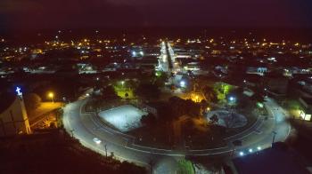 Foto: Drone Nativa News - Cidade de Nova Monte Verde