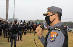 Operação Ostensividade Total reforça policiamento em todas as cidades mato-grossenses