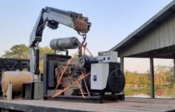 Alta Floresta: geradores reforçam sistema de abastecimento de água