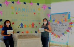 "Nova Monte Verde: Escola Futuro Feliz desenvolve sequencia didática ""Família"""