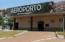 Número de passageiros no aeroporto em Alta Floresta cai mais de 56% no semestre