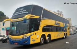 Mato Grosso espera outorga de R$ 159 milhões com ônibus rodoviários