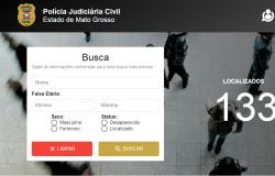 Polícia Civil cria banco de informações de pessoas desaparecidas na internet