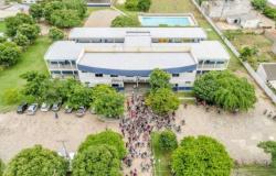 Alta Floresta: Escola Furlani da Riva aposta em tecnologia para reunião com comunidade escolar