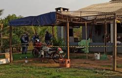 Dois homens são presos suspeitos de matar fazendeiro e neta de 3 anos em Lucas do Rio Verde.