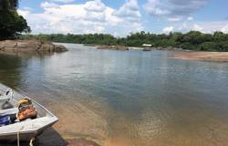 Colider: Bombeiros iniciam buscas por rapaz desaparecido no rio Teles Pires