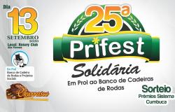 FESTA DA PRIMAVERA: Prifest 2020 acontecerá domingo em Alta Floresta