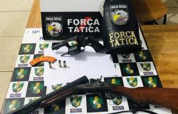 PM identifica suspeito de roubo que revida abordagem em Alta Floresta